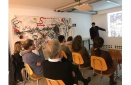 Conférence Art Now !