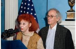 Conférence sur Christo et Jeanne-Claude