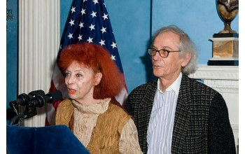 Conference on Christo and Jeanne-Claude