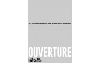 Vernissage « Ouverture »